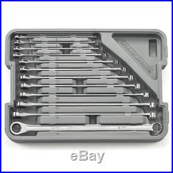 GearWrench 85988 12 pc Metric XL GearBox Double Box Ratcheting Wrench Set